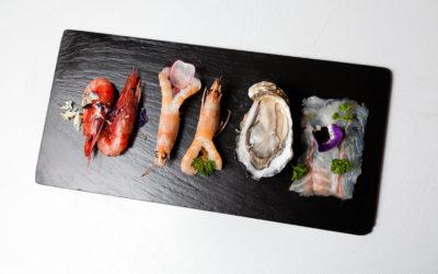 Come scegliere un ristorante di pesce crudo a Roma