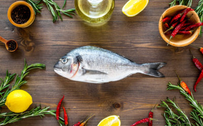 """Pesce dietetico: ricette veloci e """"formati"""" pratici"""