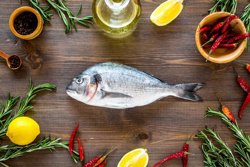 Pesce dietetico ricette veloci e formati pratici campisi for Ricette veloci pesce