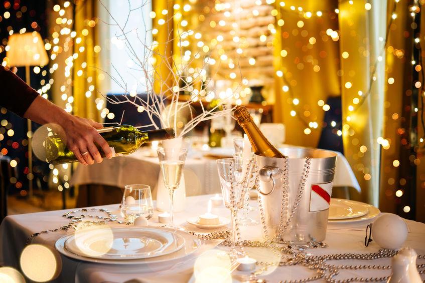 Cena di Capodanno a Roma in stile siciliano
