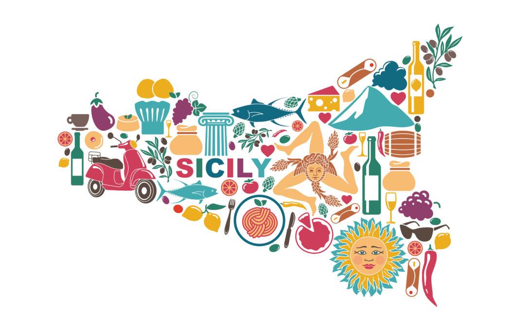 cucina tipica siciliana: la mappa dei prodotti tipici