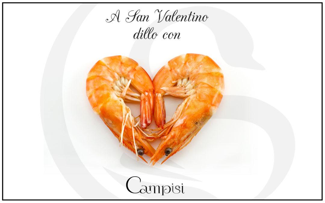 cena San Valentino Roma da Campisi ristorante di pesce