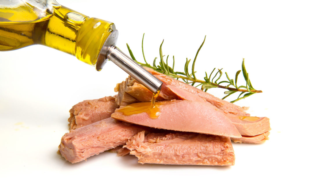 come cucinare il tonnetto del Mediterraneo Campisi Conserve