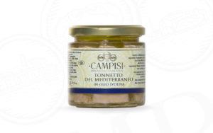 tonnetto del mediterraneo sott'olio Campisi Conserve