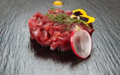 L'Aperitivo di pesce a Roma? Tartare di tonno rosso take away: apri e gusta quando vuoi, dove vuoi!