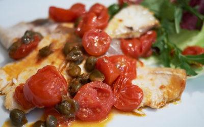 Ricciola in umido alla Matalotta: come cucinare la regina del mare